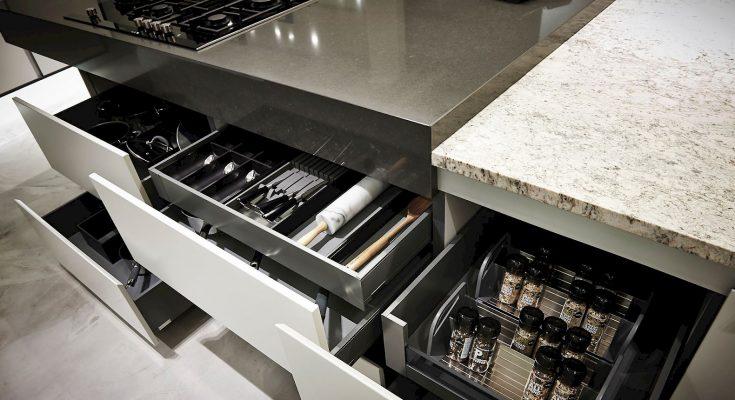 Distribuir el espacio en nuestra cocina